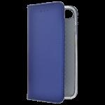 Étui Folio Magnet Bleu pour Samsung S21 Ultra