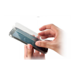 Verre Trempé 2D Transparent pour Samsung A12