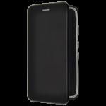 Étui Folio 360 Magnet noir pour Samsung A42