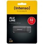 Clé USB 32 Gb Intenso Alu Line Anthracite