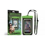 Pochette Étanche Seawag Noir et Vert pour Smartphone