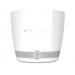 Enceinte Bluetooth Ryght Exago Argent