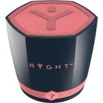Enceinte Bluetooth Ryght Exago Rose