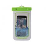 Pochette Étanche Seawag Blanc et Vert pour Smartphone