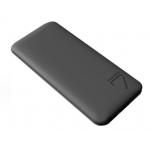Batterie de Secours Power Bank 6600 mAh Noir
