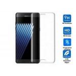 Verre Trempé Bord à Bord 3D Transparent pour Samsung A5 2017