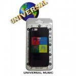 Coque Universal Music Queen Hot Space pour Apple iPhone 5/5C/5S/SE