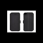 Etui Folio DL Noir pour Samsung S4 Mini