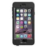 COQUE IP6 LIFEPROOF NUUD V2 EMEA BLACK
