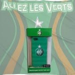 COQUE IP5 ASSE 1 VERT LICENCE OFFICIELLE
