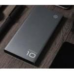 Power Bank 10000 Mah Aluminium Ultra Slim Noir Mobility Lab