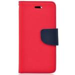 Etui Folio Cyfan Samsung J3 2017 Rouge / Bleu