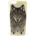 GEL RP RC WOLF IPHONE 6/6S PLUS