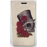 FOLIO RC DEAD GENTLEMAN SAMSUNG S7 EDGE