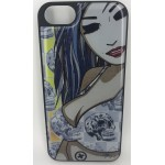 COQUE IP5 ANNE DE RENZIS SKULLS