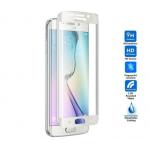 Verre Trempé Bord à Bord 3D Blanc pour Samsung S7