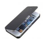 ETUI SMG GXY S5 I9600 FLIP MAGNET NOIR