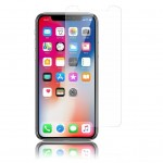 Verre Trempé OptiGuard Protect iPhone X Qdos Garantie à Vie
