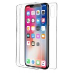 Coque Fusion S Apple iPhone X Transparent
