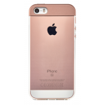 Coque Topper Qdos Rose pour Apple iPhone 5/5S/SE