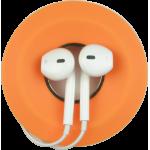 Enrouleur Câbles Orange