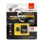 Carte Micro SD Imro 32 GB Classe 10 + Adaptateur