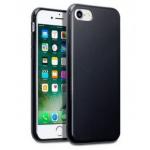 Coque TPU Glossy Noir pour Huawei Y5 II