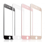Verre Trempé Bord à Bord 2.5D Rose pour Apple iPhone 6/6S