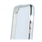 Coque TPU Ultra Hybrid Argent pour Samsung S6