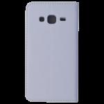 Etui Folio Magnet Blanc pour Samsung J3 2016
