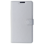 Etui Folio Class Blanc pour Samsung A3 2017