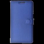 Etui Folio Class Bleu pour Samsung A3 2017