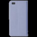 Etui Folio Magnet Argent pour Huawei P8 Lite