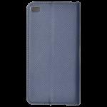 Etui Folio Magnet Gris pour Huawei P8