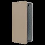 Etui Folio Magnet Or pour Huawei P9