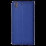 Etui Folio Magnet Bleu pour Huawei Y6 II