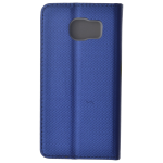 Etui Folio Magnet Bleu pour Samsung S6