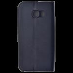Etui Folio Magnet Noir pour Samsung S6 Edge
