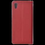 Etui Folio Magnet Rouge pour Sony XA