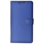 Etui Folio Class Bleu pour Huawei P8 Lite 2017