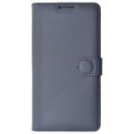 Etui Folio Class Gris pour Huawei P8 Lite 2017