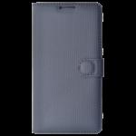 Etui Folio Class Gris pour Samsung S8 Plus