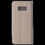Etui Folio Magnet Or pour Samsung S8 Plus