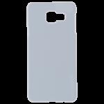 Coque Rigide Blanc et plaque Alu pour Samsung A3 2016