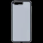 Coque Rigide Noir et plaque Alu pour Huawei P10
